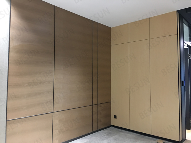 装配式室内分隔墙